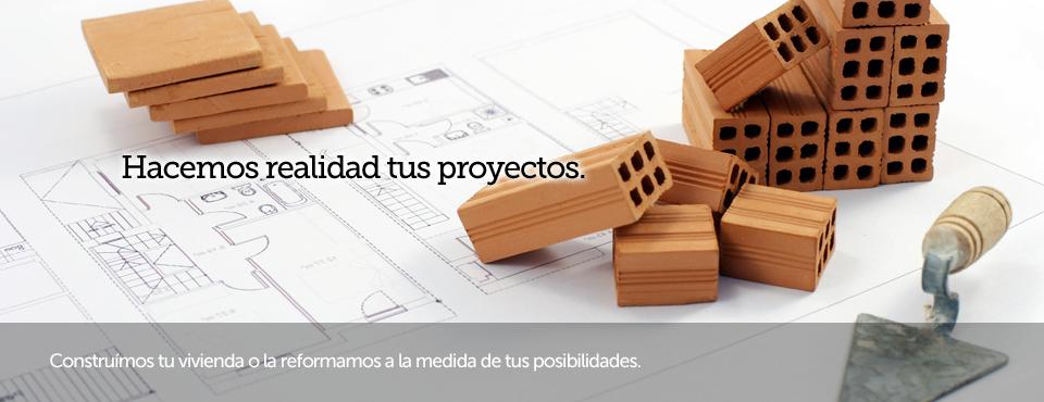 Construcciones Baos hace realidad tus proyectos: Construímos tu vivienda o la reformamos a la medida de tus posibilidades.